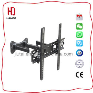 21-55′′ LED LCD TV Wall Mount with ± 12° Tilt pictures & photos