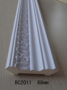 PU (Polyurethane) Cornice Moulding for Inside and Outside Decoration pictures & photos