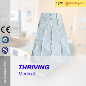 LDPE Material with C Type Zipper Body Bag pictures & photos