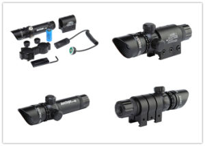 Tactical Hunting Green Laser Sight for Rifles and Shotgun pictures & photos