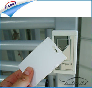 Wholesale S50/S70 Access Control White Smart PVC Card pictures & photos