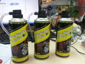 Tyre Sealer Motorbike Tire Inflator pictures & photos