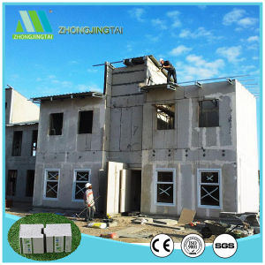 Fireproof&Lightweight EPS Cement Sandwich Panels Building Materials pictures & photos