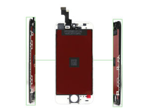 China Factory TFT Mobile Phone LCD Touch Screen for iPhone 5s Replacement, Grade a pictures & photos