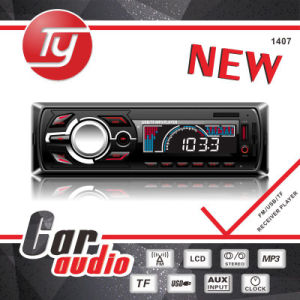 Car Audio with MP3 Bluetooth and Radio USB TF Card Player for Wholesale Accessories pictures & photos