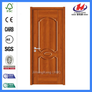 MDF Laminate Molded Veneer Door Skin (JHK-007) pictures & photos