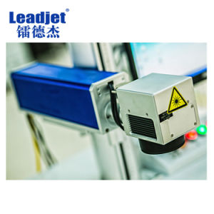 20W Portable Fiber Laser Metal Cutting Machine for Sale pictures & photos