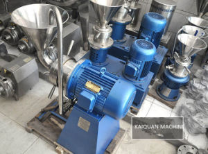 Stainless Colloid Mill Jam Paste Colloid Mill Meat Colloid Mill pictures & photos