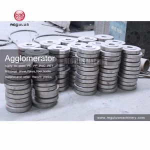 Bags Plastic Agglomerator by Factory pictures & photos