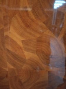 Cheapest Laminate Parquet Flooring pictures & photos