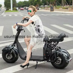 2018 Fashion 60-80km Long Range Electric Scooter 1500W Electric Scooter City Coco for Adults pictures & photos