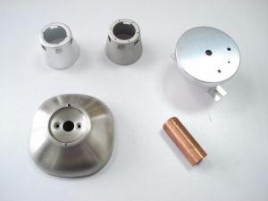 Aluminum Deep Drawn Parts, Aluminum Cover pictures & photos