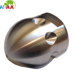 CNC Machined Stainless Steel Fuel Nozzle Swivel Joint OEM Manufacturer pictures & photos