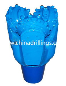 Well Drilling API IADC437 4 3/4′′tricone Bits in Stock pictures & photos