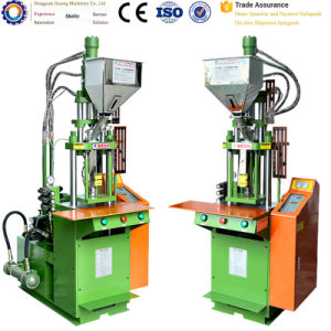 Plastic Vertical Injection Moulding Machine for USB Cable Plug pictures & photos
