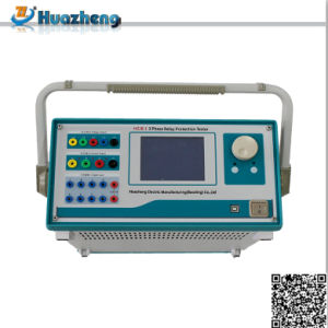 Advanced Secondary Current Injection Three Phase Relay Test Kits pictures & photos