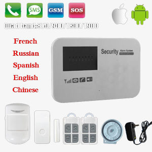 Hot Sale! Smart Products GSM Wireless Home Security Alarm System pictures & photos