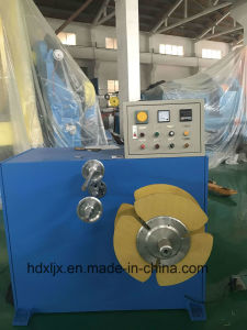 Middle Cross Section High Speed Automatic Traverse Coiling Machine pictures & photos