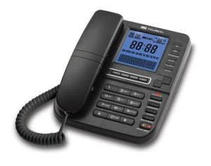Caller ID Telephone, Telephone, Jumbo LCD Telephone, Big LCD Display, Speaker Phone pictures & photos