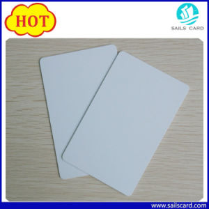 Cr80 Printable Inkjet Printing Blank Card with PVC Material pictures & photos