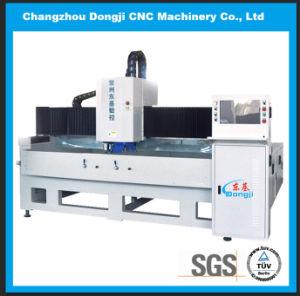 CNC Glass Shape Edging Machine for Glass Bathroom Cabinet pictures & photos