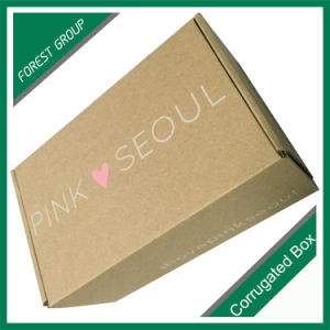 Small Size Foldable Mailing Paper Box with Logo Printing pictures & photos
