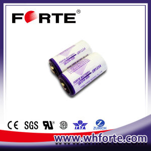 Good Quality Li-Mno2 Cr123A Cr2 2cr5 Cr-P2 Batteries for Camera pictures & photos