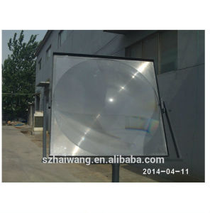 Fresnel Lens Solar Oven Hot Water Linear Fresnel (HW-812980) pictures & photos