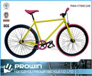 2014 Steel Frame 700c Fixed Gear Bike (PW4-F700C109)