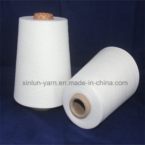 Polyester Spun Yarn Knitting Yarn Sewing Thread Ne40/1 pictures & photos