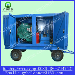 High Pressure Water Jet Machine for Pipe Cleaning High Pressure Cleaner pictures & photos