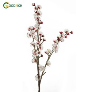 Realistic Plum Blossom Artificial Flower pictures & photos