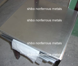 99.97% Pure Cold Rolled Molybdenum Sheets pictures & photos
