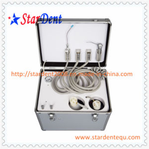 Portable Dental Unit Chair (Electronic Control System) of Hospital Medical Lab Surgical Equipment pictures & photos
