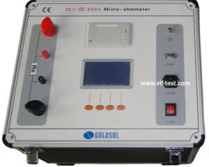 Micro-Ohmmeter (600A) pictures & photos