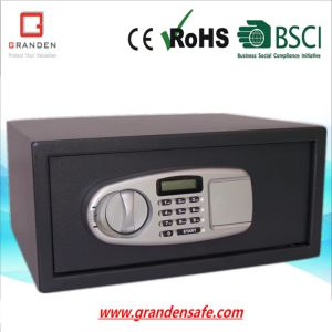 Electronics Safe with LCD Display for Office (G-43EL) Solid Steel pictures & photos