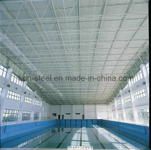 Steel Net Construction for Swimming Bath Building pictures & photos
