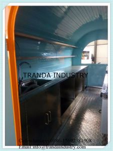 New Model Brakes Hot Dog Trailers pictures & photos