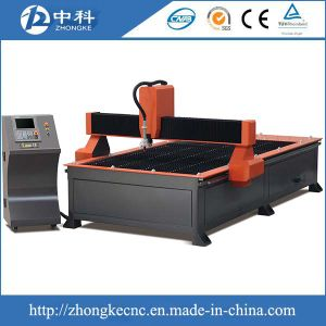 Stainless Steel CNC Plasma Cutting Machine Good Price pictures & photos