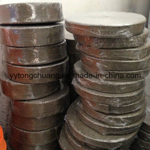 High Temperature Heat Resistance Insulation Wrap Basalt Fiber Woven Tape pictures & photos