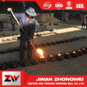 Cement Plant Low Price Low Chrome Cast Iron Ball pictures & photos