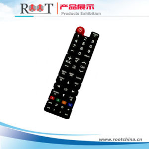 TV Remote Control Rubber Key pictures & photos