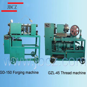 Rebar Upset Forging & Threading Machines (GD-150 & GZL-45)