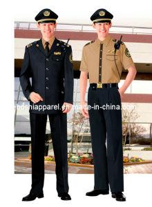 Great Workmanship Custom Security Uniform (SEU03) pictures & photos