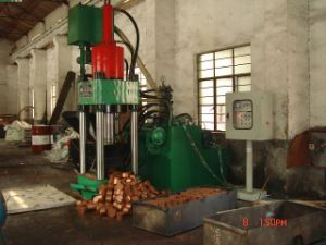 Copper, Iron and Other Metal Block Making Machine pictures & photos