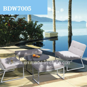 Beatiful Wicker Garden Rattan Bistro Set pictures & photos