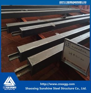 Steel Structure Energy Dissipation Brace with Steel Beam for Prefabricated Warehouse pictures & photos