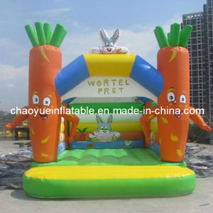 New Lovely Inflatable Bouncer House Bouncer Castle for Sale (CYBC-565) pictures & photos