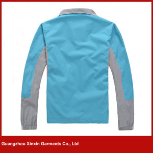 Wholesale Lightweight Printing Jacket Coat for Sports Running (J145) pictures & photos