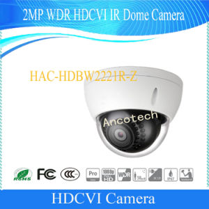 Dahua 2MP WDR Hdcvi IR Dome HD Video Camera (HAC-HDBW2221R-Z) pictures & photos